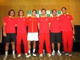 España sigue con su plan de preparación para las semifinales de Copa Davis
