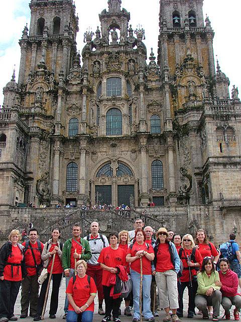 La Rondalla de Mazarrón ha organizado un viaje a Galicia, abierto a la participación de todos los ciudadanos, para visitar la ciudad de As Pontes - 1, Foto 1