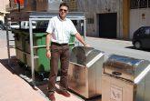 El pr�ximo viernes 25 por la noche ya se podr�n utilizar los primeros contenedores soterrados que se instalan en el municipio