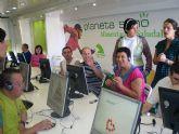 Los usuarios del Centro Ocupacional con el medio ambiente
