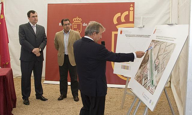 Mazarrón tendrá una nueva entrada para el puerto a finales de año - 1, Foto 1