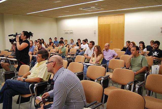"""Se inaugura el curso de la Universidad del Mar """"El desarrollo rural en los espacios naturales protegidos y en la Red Natura 2000, Foto 2"""