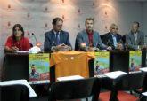 El polideportivo José Barnés acoge el I Open 'Ciudad de Murcia' de tenis en silla de ruedas