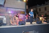 Musicalhama 2009 anim� las plazas de la localidad con la actuaci�n de tres grupos