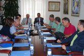 El Delegado del Gobierno propone al Alcalde de Alhama un Convenio de Seguridad con el Ministerio del Interior