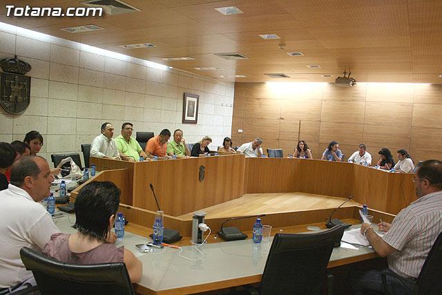 El Pleno abordará mañana cerca de una veintena de propuestas entre las que destaca la aprobación de los proyectos técnicos del POS 2010 - 1, Foto 1