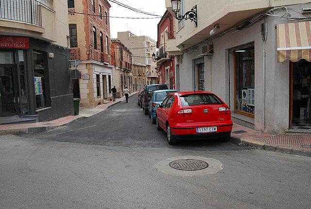 Finalizan las obras de sustitución de aceras, asfaltado y servicios generales en las calles Antonio Garrigues y Uvica de la localidad - 2, Foto 2