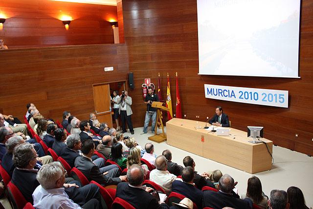 Cámara insta a la sociedad murciana a sumar esfuerzos para consolidar Murcia como ecocapital mediterránea, innovadora y solidaria - 1, Foto 1