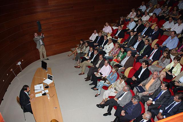 Cámara insta a la sociedad murciana a sumar esfuerzos para consolidar Murcia como ecocapital mediterránea, innovadora y solidaria - 2, Foto 2