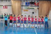 Presentación de los equipos del E.D. Alguazas Fútbol Sala