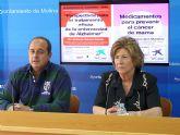 Presentan una conferencia de divulgación científica sobre 'Medicamentos para prevenir el cáncer de mama'