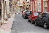 Finalizan las obras de sustitución de aceras, asfaltado y servicios generales en las calles Antonio Garrigues y Uvica de la localidad