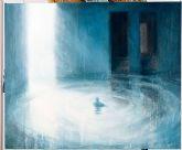 El pintor Esteban Bernal presenta su exposición en la Ermita de San Roque