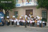 Mañana jueves, productores de Uvas de Espuña convocados por COAG, se concentrarán a las 16:30 horas ante el ayuntamiento de Totana