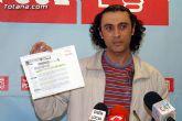 Martínez Usero: 'Andreo es un alcalde sin credibilidad'