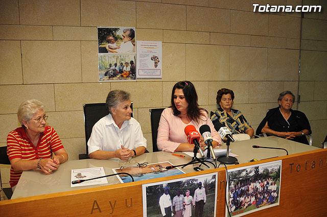 La sala de exposiciones Gregorio Cebrián acoge del 13 al 19 de octubre una exposción misionera y venta de artesanía - 1, Foto 1