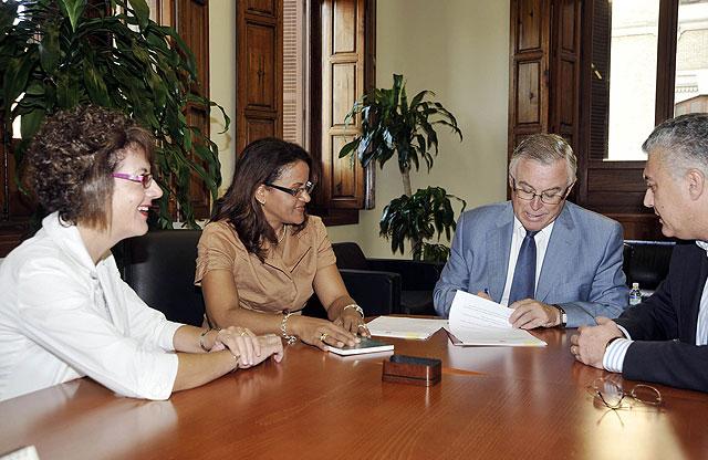 La Universidad de Murcia firma un acuerdo con una universidad de la República Dominicana para futuras colaboraciones - 1, Foto 1