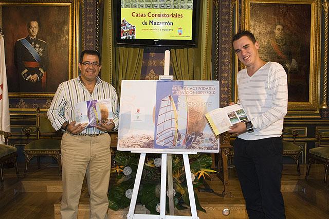 Presentada la guía de actividades y servicios 'Más deporte' - 1, Foto 1