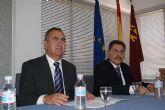 El delegado del Gobierno anuncia que a finales del próximo año estará  finalizado el Centro Penitenciario Levante I