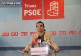 PSOE: 'Los plenos del ayuntamiento están para resolver problemas de Totana y no para oír mítines ni disputas'