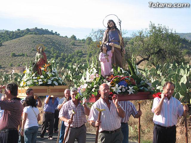 El mes de septiembre se despide con la celebración de las fiestas de de la diputación de La Sierra en honor a Santa Leocadia - 1, Foto 1