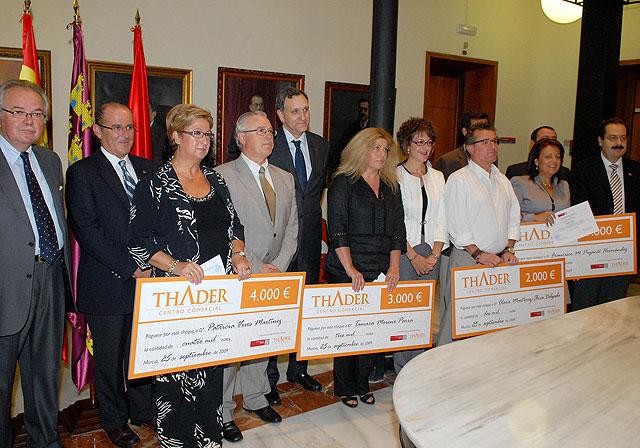 La Universidad de Murcia entrega los premios de relato corto Erasmus - 2, Foto 2
