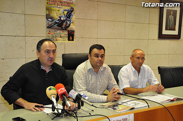 Totana will host the final round of motorcycling Enduro Championship Spain