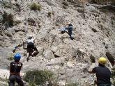 Los jóvenes de Lorquí disfrutarán de una jornada de escalada en Mula