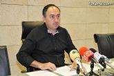 El portavoz del equipo de Gobierno, José Antonio Valverde Reina, hace balance del último Pleno y junta de Gobierno