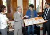 La Universidad de Murcia entrega los premios de relato corto Erasmus