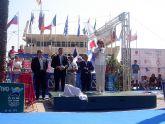 Esta mañana se ha celebrado la ceremonia inaugural de la Copa de Europa de Triatlón en Santiago de la Ribera