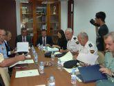 La Junta Local de Seguridad Ciudadana ha celebrado una reunión para hacer balance y coordinar la colaboración entre los distintos cuerpos policiales