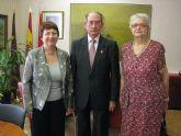 La Cónsul General de Francia en Madrid visita el Ayuntamiento