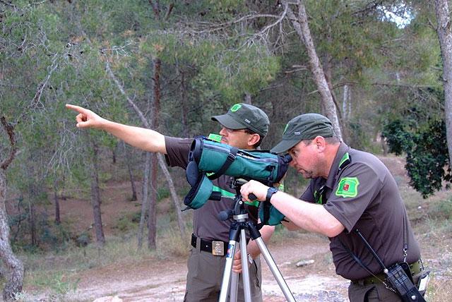 La Consejería de Agricultura pone en marcha medidas contra la caza furtiva, Foto 1