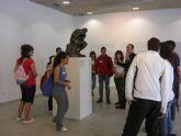 Unas 20.000 personas visitan la exposición 'La era de Rodin' en el Muram