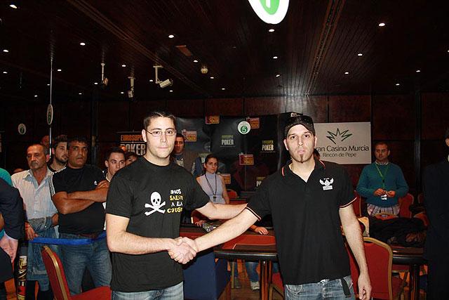 Sergio Pardo se proclama vencedor de la 8ª fase del Campeonato de España de Poker - 2, Foto 2