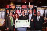 Sergio Pardo se proclama vencedor de la 8ª fase del Campeonato de España de Poker