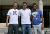 Juanjo, Kike y Álvaro disputan con 'La Roja' un encuentro amistoso ante Tailandia