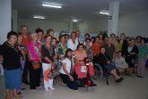 Se inaugura la exposici�n de Trabajos Manuales y Artesan�a de la Asociaci�n Cultural San L�zaro