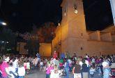 """El espect�culo """"La Gran Familia"""" recorri� las calles de la localidad"""