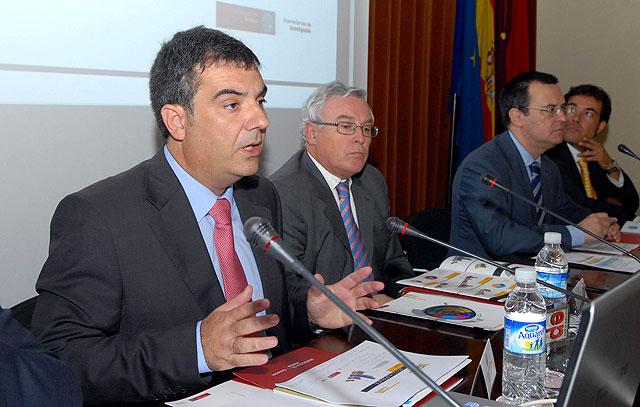 Juan María Vázquez, José Antonio Cobacho, Antonio González y Miguel Motas, Foto 1