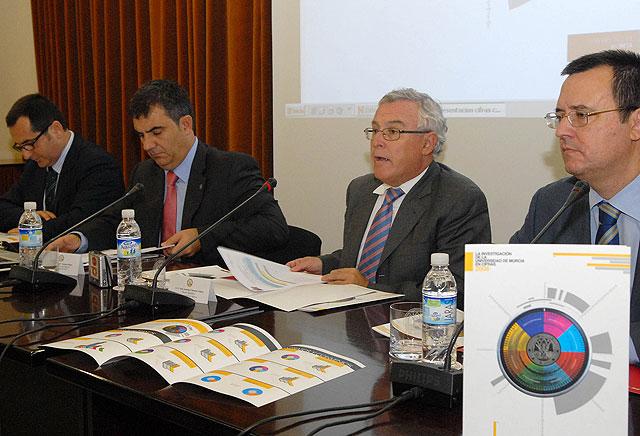 Gaspar Ros, Juan María Vázquez, José Antonio Cobacho y Antonio González, Foto 2