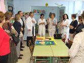 300 niños participaron en las aulas hospitalarias del Rosell y del Naval en Cartagena el pasado año