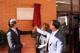 El Alcalde asiste a la inauguración del primer centro de día para tratar a enfermos de anorexia y bulimia