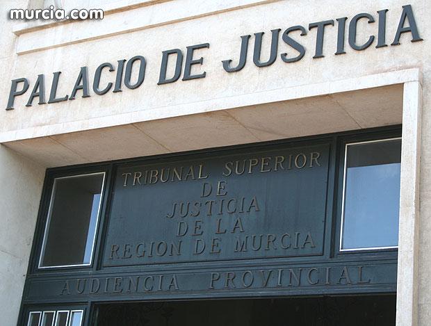 Foto de archivo del Tribunal Superior de Justicia de Murcia / Murcia.com, Foto 1