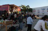 En Ruta Solidaria 2009 duerme hoy miércoles 30 de septiembre en la población de L´Ayoun, el centro del Sahara Occidental