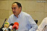 El PP exige a Otálora que 'deje de mentir y de confundir a los vecinos de Totana'