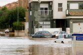 El Ayuntamiento ofrece impresos a los damnificados por las lluvias para la valoración de daños