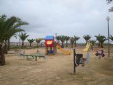 Nuevos juegos infantiles para los parques de San Javier