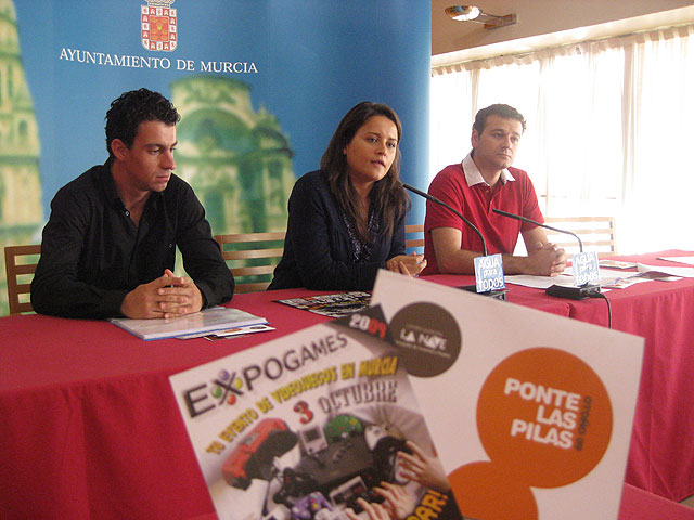 La gran competición de videojuegos Expogames inaugura las actividades de La Nave Espacio Joven - 1, Foto 1